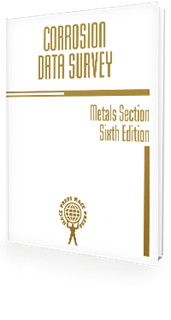 Picture of Corrosion Data Survey - Metals Section, Sixth Edition