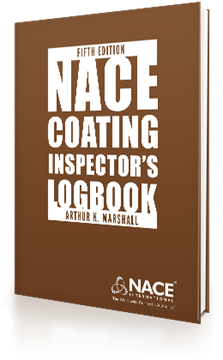 Picture of NACE Coating Inspector's Logbook, Fifth Edition