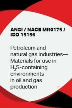 Picture of ANSI/NACE MR0175/ISO 15156-2015