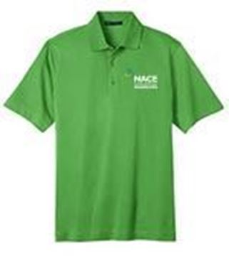 Picture for Mens Short-Sleeved Tech Polo - Green LG