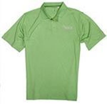 Picture for Mens Dunbrooke Berkshire Short-Sleeved Quick Dry Polo 1C - Light Green