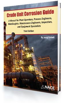 Picture of Crude Unit Corrosion Guide - A Complete How-To Guide, 3rd edition
