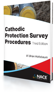 Picture of Cathodic Protection Survey Procedures, 3rd Edition