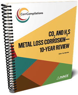Picture of CorrCompilation: CO2 and H2S Metal Loss Corrosion - 10 Year Review