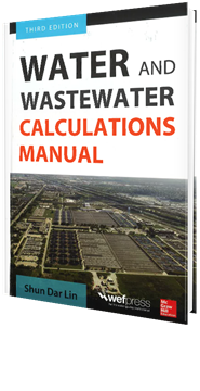 Picture of Water and Wastewater Calculations Manual, Third Edition