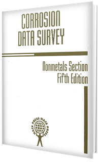 Picture of Corrosion Data Survey - Nonmetals Section, Fifth Edition