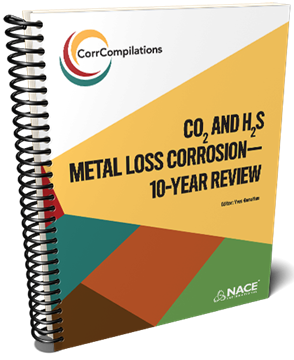 Picture of CorrCompilation: CO2 and H2S Metal Loss Corrosion - 10 Year Review (e-book)