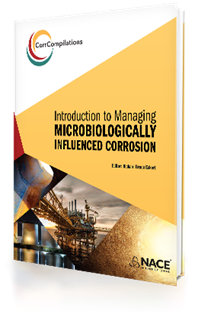 Picture of CorrCompilations: Introduction to Corrosion Management of Microbiologically Influenced Corrosion (e-book)