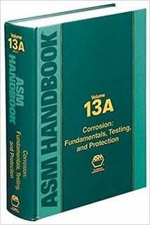 Picture of ASM Handbook, Vol 13A, Corrosion: Fundamentals, Testing, and Protection