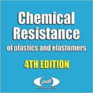 Picture of Chemical Resistance of Plastics and Elastomers CD-ROM (Fourth Edition)