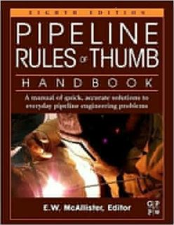 Picture for Pipeline Rules of Thumb Handbook, 8th Edition