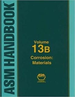 Picture for ASM Handbook Vol. 13B: Corrosion: Materials