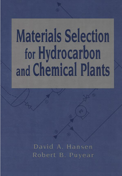 Picture for Materials Selection for Hydrocarbon and Chemical Plants