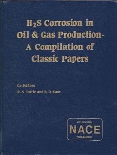 Picture for H2S Corrosion in Oil Gas Production-A Compilation of Classic Papers