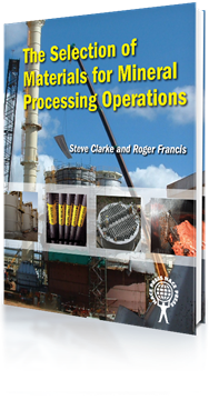 Picture for The Selection of Materials for Mineral Processing Operations (e-book)