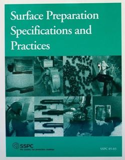 Picture for Surface Preparation Specification and Practices
