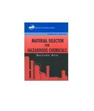 Picture for MS-1 Materials Select for Hazd Chem, 2nd Ed