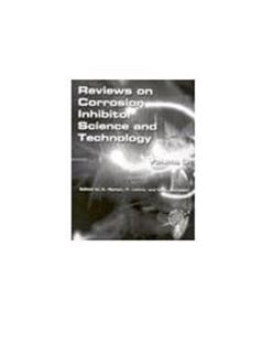 Picture for Reviews on Corrosion Science & Technology Vol 3