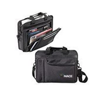 Picture for Leed's Computer Bag - Black w/ NACE Logo Picture (MAT)