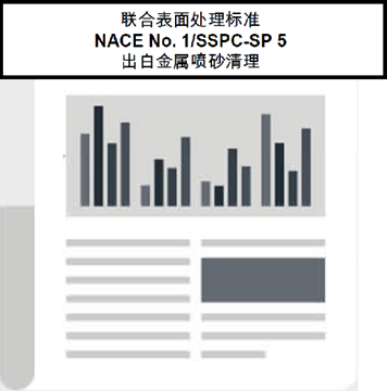 Picture for NACE No 1/SSPC-SP 5 Chinese White Metal Blast Cleaning