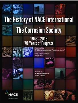 Picture for The History of NACE International The Corrosion Society (e-Book)