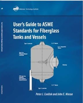 Picture for Users Guide to ASME Standards for Fiberglass Tanks