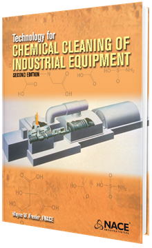 Technology for Chemical Cleaning of Industrial Equipment, 2nd Edition (E-Book)