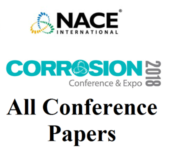 Picture for CORROSION 2018 Conference Proceedings