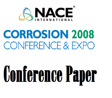 Picture for 08265 Modeling of Carbonate-Bicarbonate Stress Corrosion Cracking of Pipeline Steels