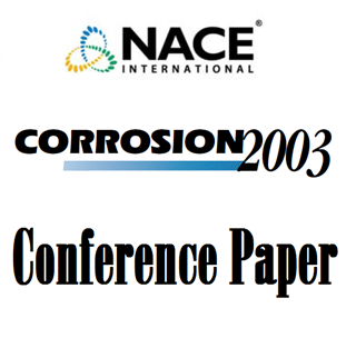 Picture for 03180 Advances in Corrosion Growth Analysis