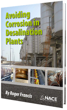 Avoiding Corrosion in Desalination Plants (e-book)