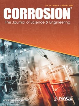 Picture for CORROSION Subscription - Special Offer: Corrosion Journal (15 month) Individual Online Only
