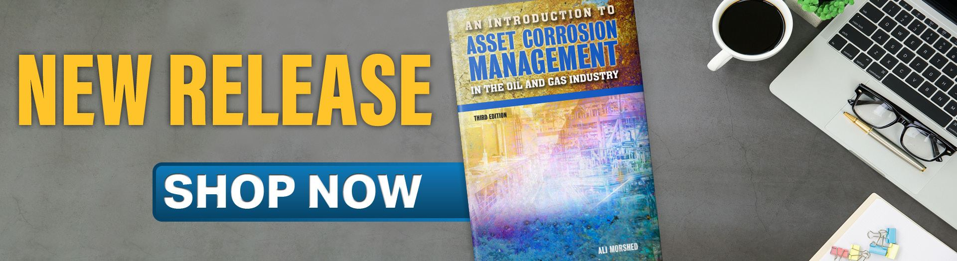 New Release: Asset Corrosion Management