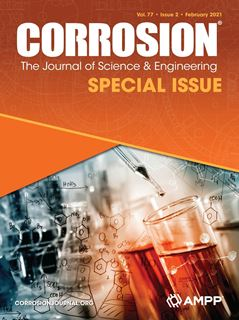Picture for Magnesium Special Issue - Corrosion Journal (digital) February 2021 - Vol. 77, No. 2
