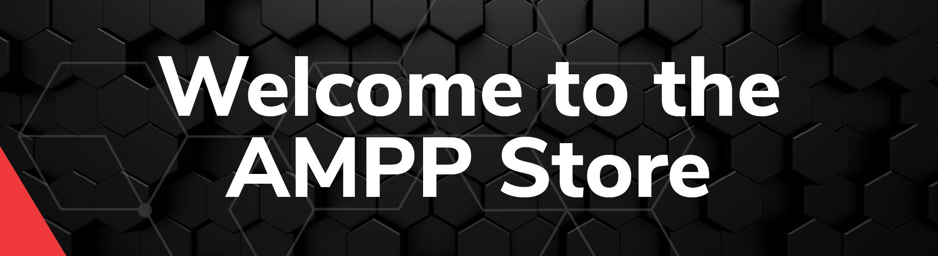 Welcome to the AMPP Store