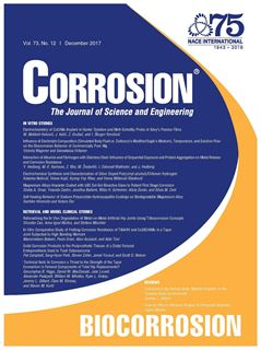Picture for Biomedical Special Issue - Corrosion Journal (digital) December 2017